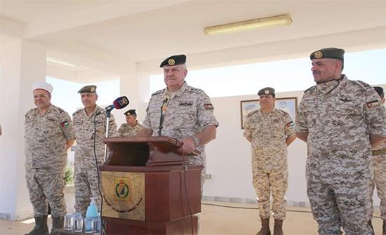 الحنيطي: القوات المسلحة مستمرة في مكافحة ومنع انتشار فيروس كورونا