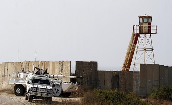 الجيش الإسرائيلي يعلن عن محاولة تسلل من الأراضي اللبنانية