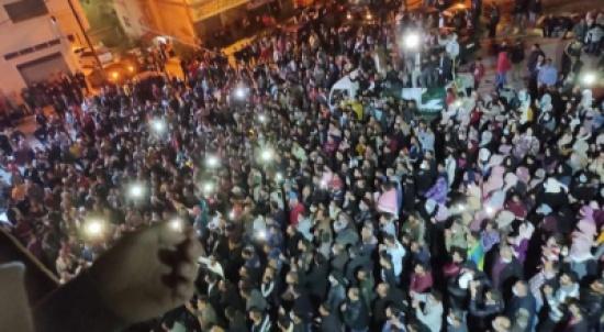 الاوبئة : ما حدث  بعد الانتخابات مخجل امام العالم