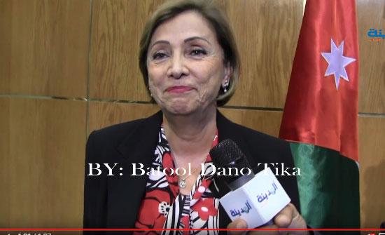 العين الدباس عضوًا دائمًا بلجنة المرأة في منظمة العمل العربية