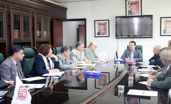 وزير الثقافة يدعو إلى تشكيل مجلس أعلى لتاريخ الأردن