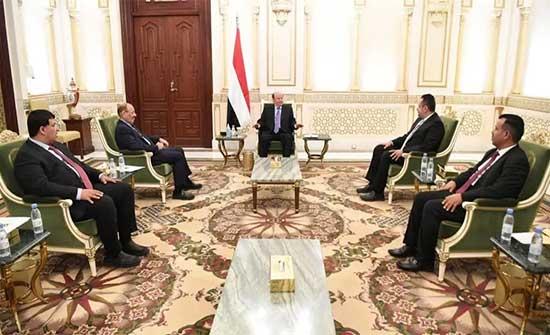 هادي: ميليشيا الحوثي مصرة على تدمير مقدرات اليمن