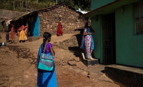 هندي يقطع رأس ابنته ويسير به باتجاه مركز للشرطة