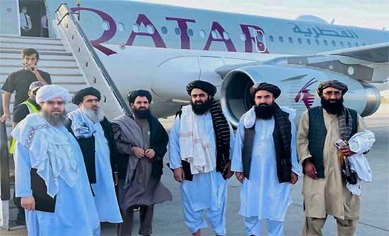 محادثات الدوحة.. واشنطن تنتظر الأفعال من طالبان والحركة تتطلع للاعتراف الدولي بحكومتها