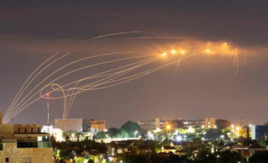 سقوط صارخ في عسقلان أطلق من قطاع غزة