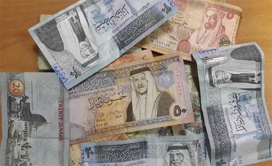 تغريم مخالفي حظر التجول بغرامة تتراوح بين 100- 500 دينار