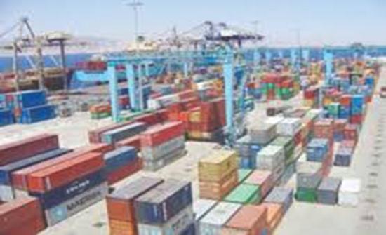 موانىء العقبة جاهزة لاستقبال البضائع العراقية والدول المجاوره