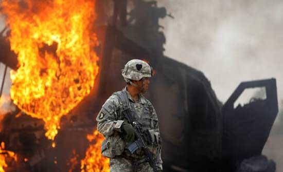 موسكو تبحث مع واشنطن التداعيات المحتملة لسحب القوات الأمريكية من أفغانستان