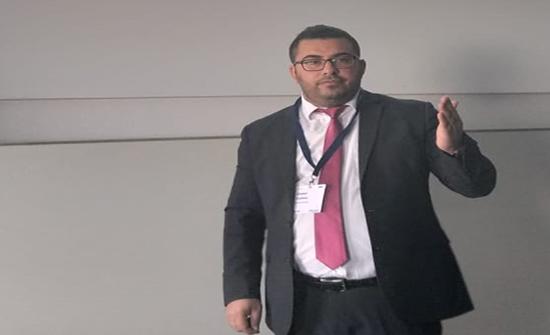 """اليرموك تشارك في أعمال مؤتمر """"بناء واستدامة الاداء العالي للمنظمات في البيئات المضطربة"""" في بريطانيا"""