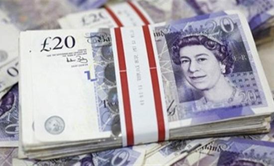 ارتفاع الاسترليني أمام الدولار الأميركي واليورو