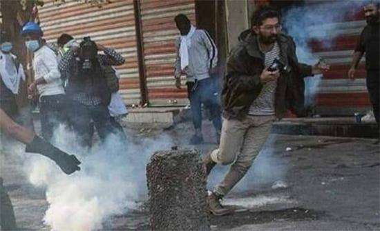 اختفاء المصور العراقي  زيد الخفاجي عقب عودته من ساحة التحرير ببغداد