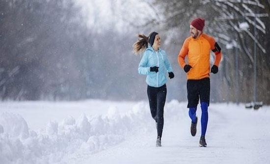 4 طرق لتبقى متحفزاً لممارسة الرياضة في الشتاء
