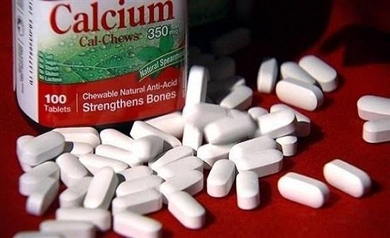 الافراط في تناول مكملات الكالسيوم يضر الاطفال