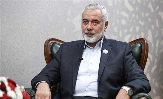 هنية يرفض قرار منح إسرائيل صفة مراقب بالاتحاد الإفريقي