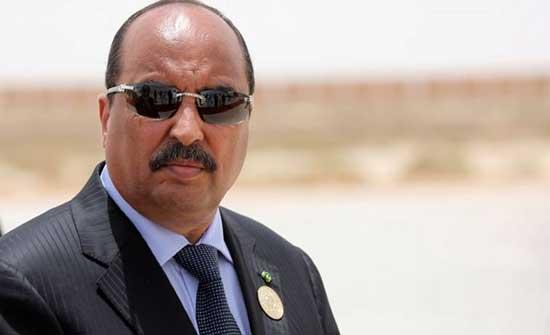 إحالة الرئيس الموريتاني السابق إلى السجن بعد تغيبه عن التوقيع لدى مركز الشرطة