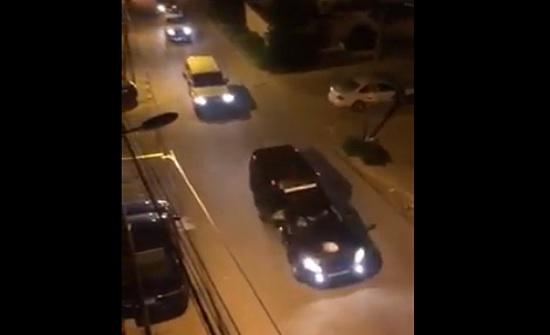 بالفيديو  : إربد الآن تحت سيطرة القوات المسلحة