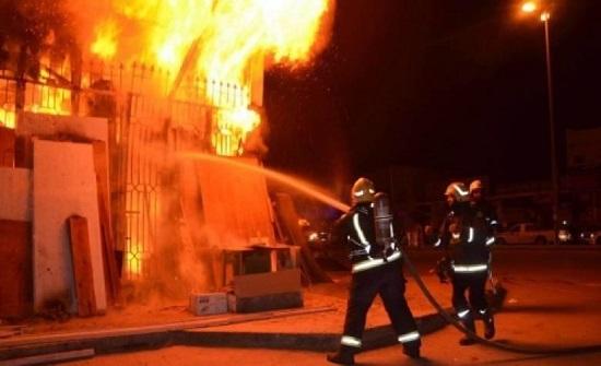 شقيقان يشعلان النار في حضانة أطفال بمصر