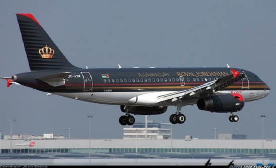 وصول أول طائرة أردنية تقل طلبة عائدين ظهر اليوم