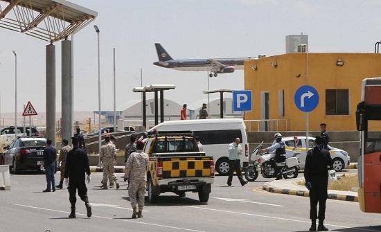 استكمال وصول طائرات تقل عائدين أردنيين من الخارج اليوم