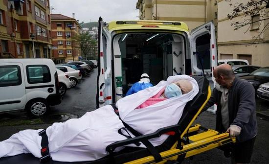 بريطانيا: تسجيل 96 وفاة و 46558 إصابة جديدة بكورونا