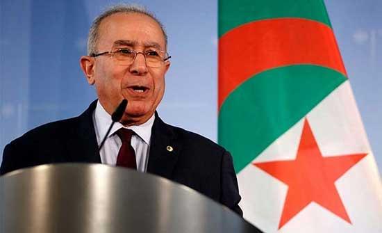 الجزائر: نأمل أن نكون جزءًا من الحل للتوصل لاتفاق بملف سد النهضة