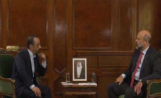 شاهد :  ماذا قال الرزاز في مقابلته الاخيرة عن اضراب المعلمين