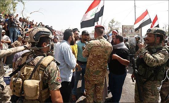 بينهم قائد شرطة.. مقتل 4 أمنيين بهجوم شمالي العراق