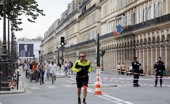 باريس بلا سيارات ليوم واحد