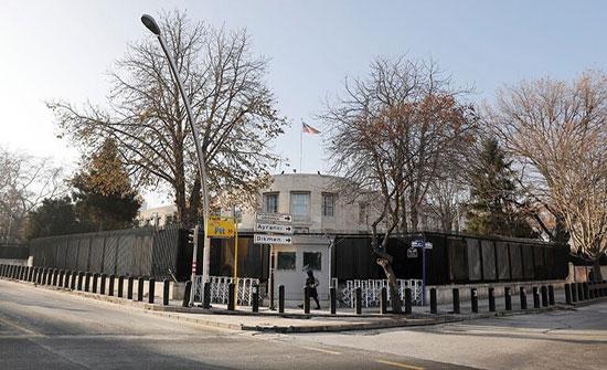 استدعاء السفير الأمريكي في أنقرة إلى وزارة الخارجية لإطلاعه على العملية في سوريا