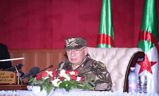 الجزائر.. الجيش يتمسك بموعد الانتخابات