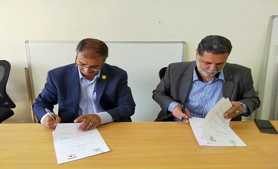 اتفاقية بين الأرينينا وأصدقاء التراث الأردنية لدعم القطاع الزراعي