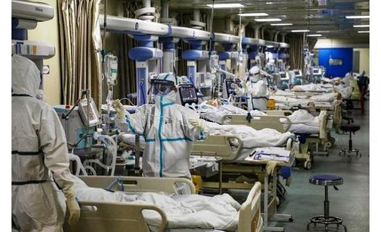 الولايات المتحدة : تسجيل 1379 وفاة جديدة خلال 24 ساعة الماضية بكورونا