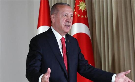 أردوغان: كنائس وكنس تركيا تفوق المساجد في أي دولة أوروبية