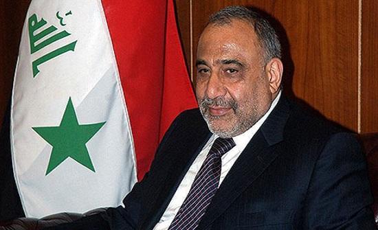 عبد المهدي: تعديل وزاري قريب.. وهذا سبب قطع الإنترنت
