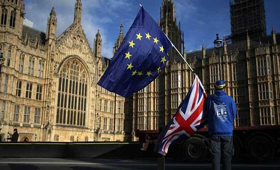 إتمام إجراءات انسحاب بريطانيا من الاتحاد الأوروبي