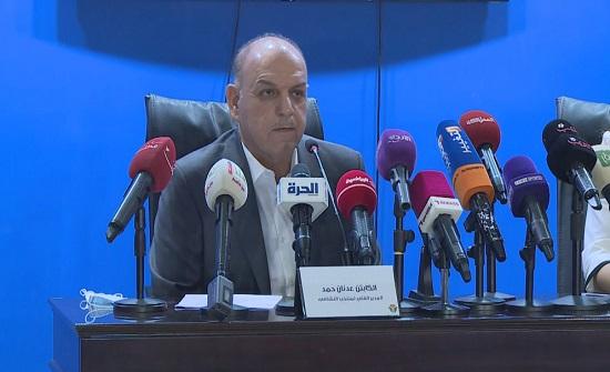 """مدرب المنتخب الوطني حمد """"واثق"""" من قدرة كرة القدم الأردنية على النهوض من جديد"""
