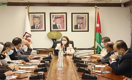 """الصناعة والتجارة تدعو لإنجاح حملة """"صنع في الأردن"""""""