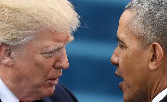 ترمب: الاتفاق النووي الفظيع الذي وقعه أوباما أنقذ إيران