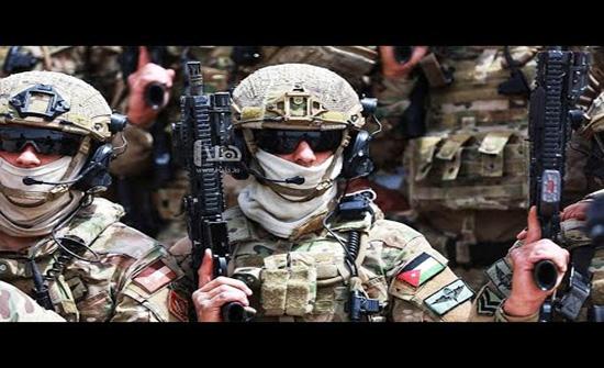 الاردن يخلو من العمليات الارهابية عام 2020  و احتل المركز 57 عالمياً على مؤشر الارهاب