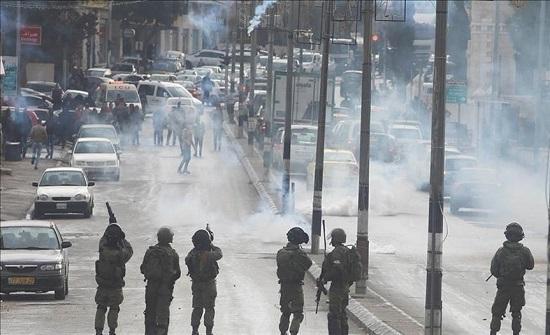 القدس و الضفة.. إصابة 97 فلسطينيا في مواجهات مع الاحتلال الإسرائيلي