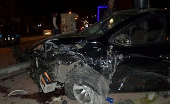 وفاة ستيني إثر حادث تدهور في عمان