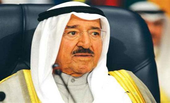 """أمير الكويت يجري """"عملية جراحية ناجحة"""".. بلا تفاصيل رسمية"""