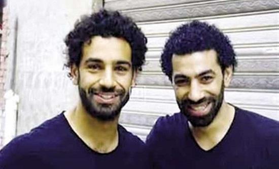شبيه محمد صلاح يفجر مفاجأة غير متوقعة!