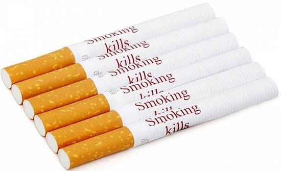دراسة جديدة تقترح طباعة جملة «التدخين يقتلك» .. على كل سيجارة