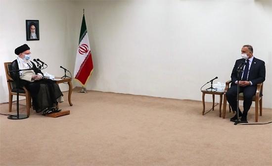 خامنئي للكاظمي: إيران ستوجه ضربة بالمثل للأمريكيين ردا على قتلهم سليماني