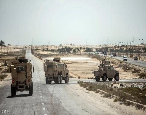 مصر.. مقتل وإصابة 10 عسكريين أثناء مداهمة بؤر الإرهاب