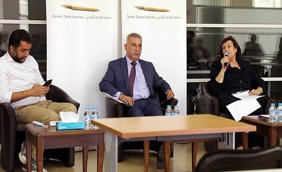 معهد الاعلام: جلسة نقاشية بمناسبة اليوم العالمي للاجئين