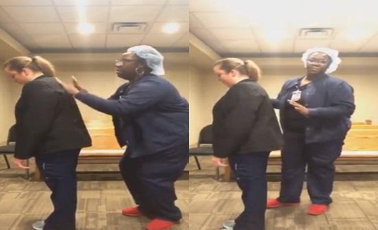 بالفيديو..تمرين فعال يستخدمه الأطباء في امريكا مع مصابي كورونا