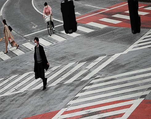 مع زيادة الإصابات بكورونا.. اليابان على شفا حالة الطوارئ