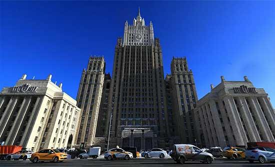 روسيا تستدعي سفير بلغاريا على خلفية طرد اثنين من موظفي السفارة الروسية